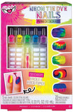 Neon Tye Dye Nails - Mani Design Kit