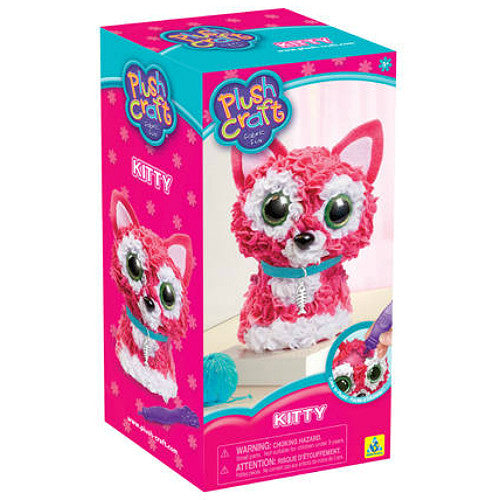 3D Kitty Plushcraft
