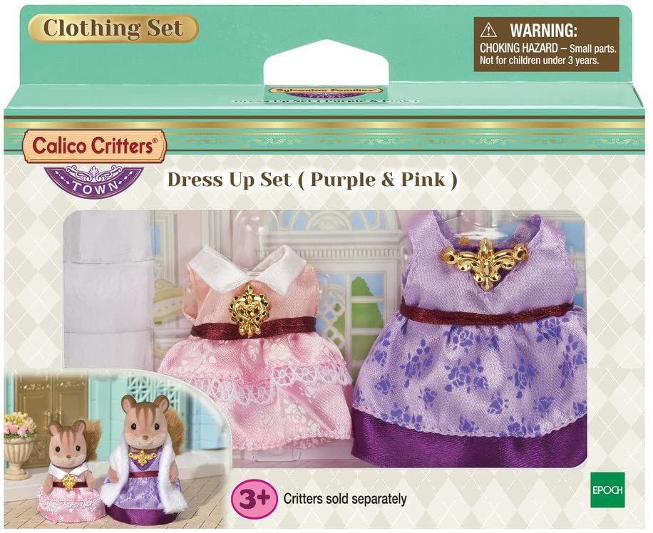 Purple & Pink DressUp