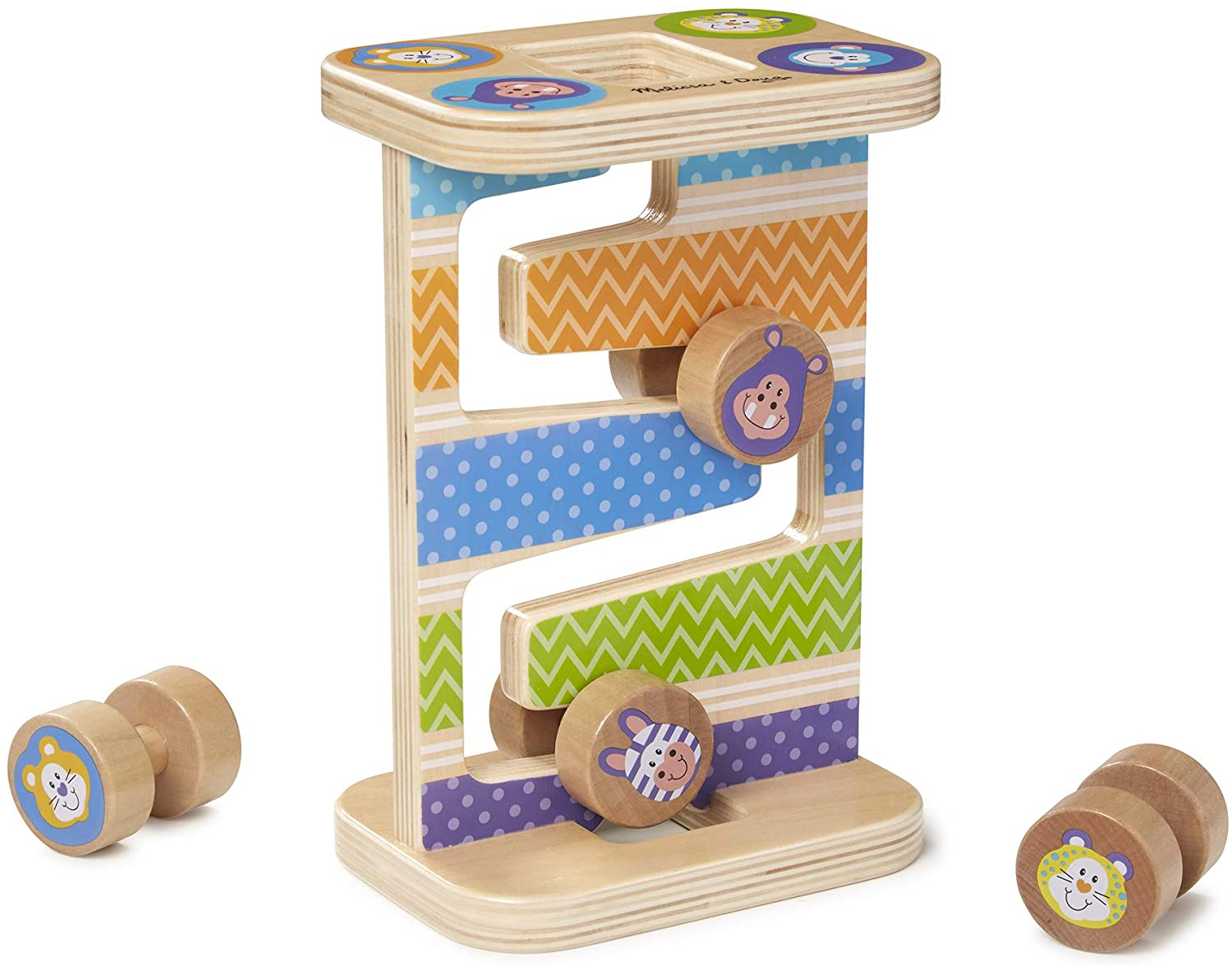 Safari Zig-Zag Tower