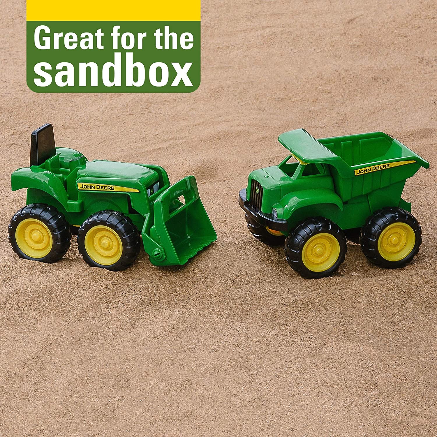 6' Sandbox Construction JohnDeere
