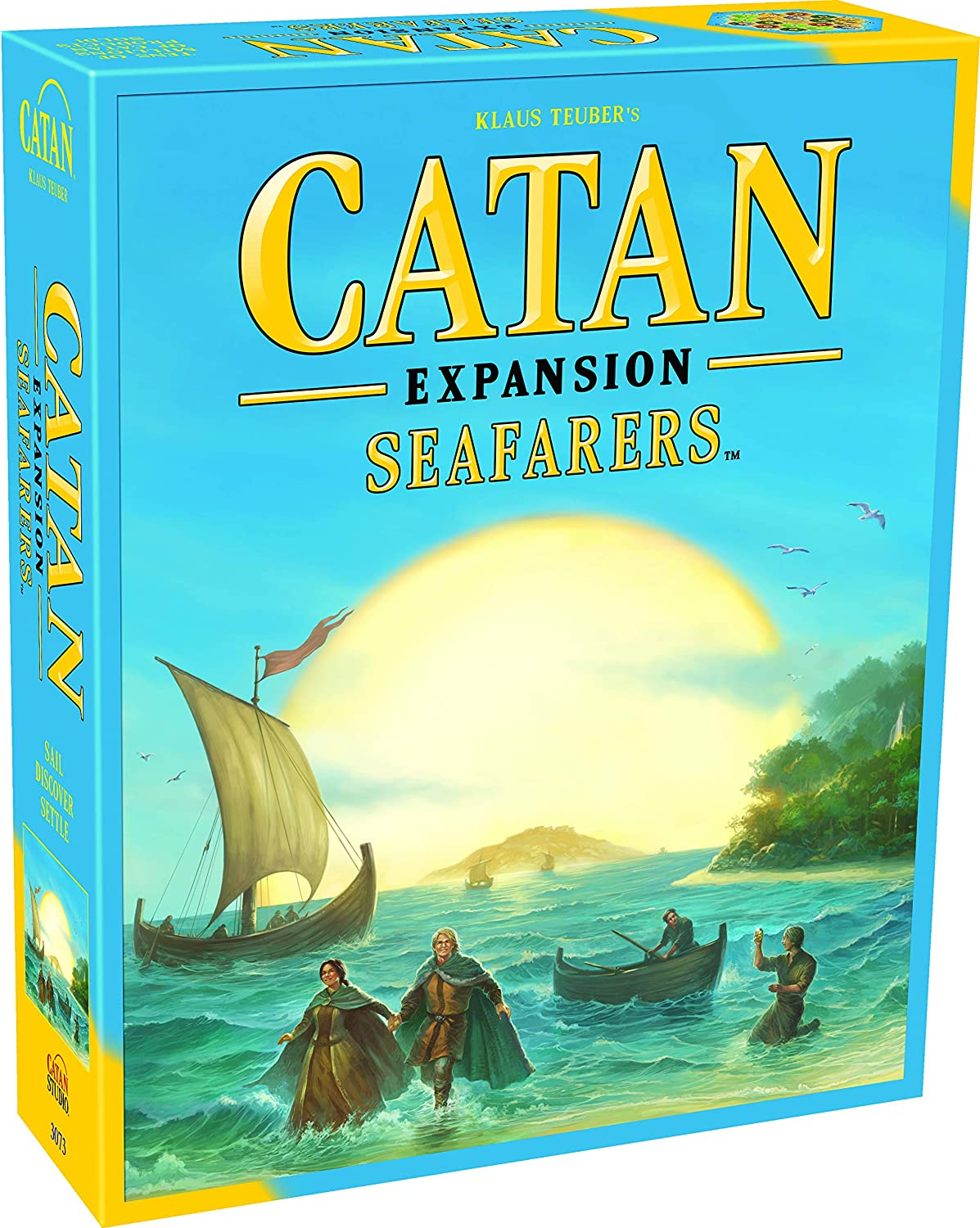 Seafarers Catan Expansion