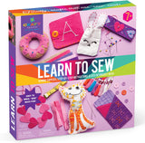 Learn To Sew Kit Craft-Tastic