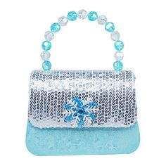 Pink Poppy Snow Princess Handbag