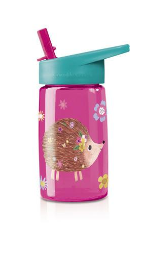 Hedgehog Tritan Drinking Bottle
