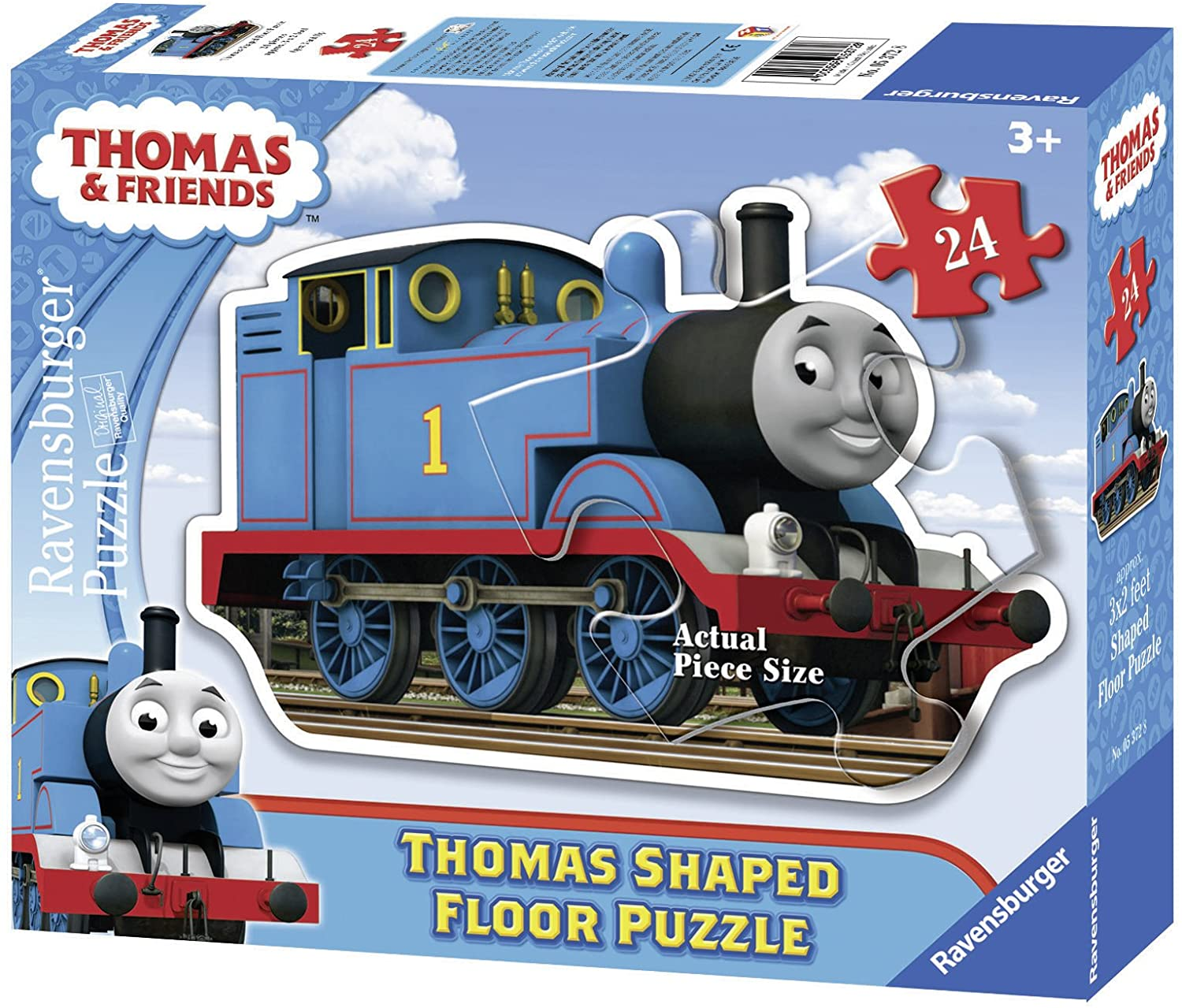 Thomas the Tank Engine 24 pc Shaped Floor Puzzle