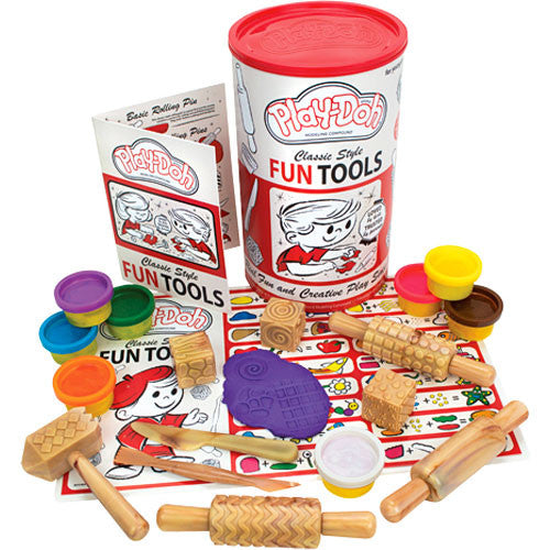 Classic Tools Play Doh