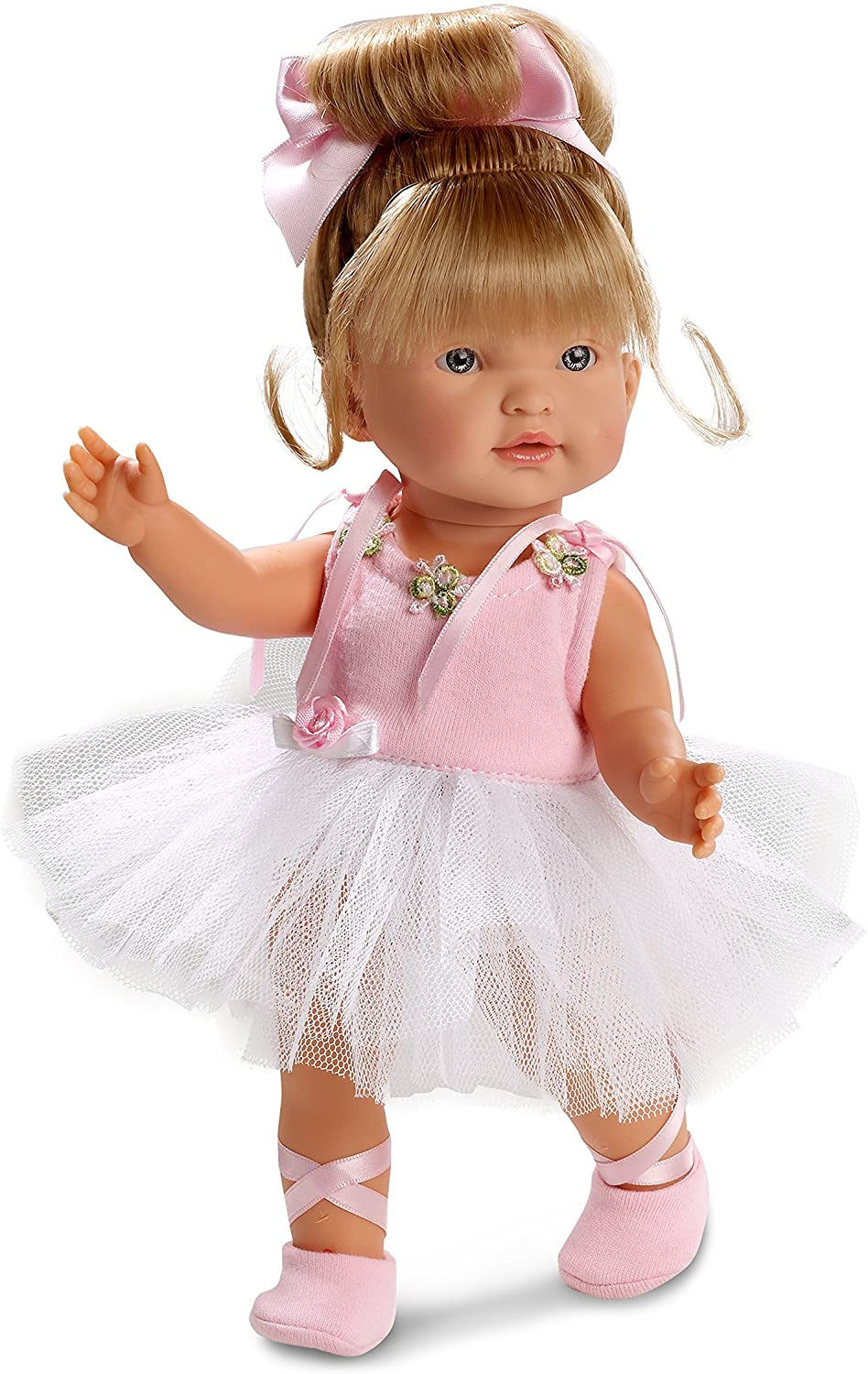 Valeria 11' Ballet Fashion Doll