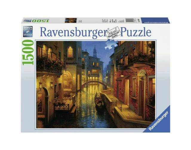 Waters of Venice 1500pc Puzzle