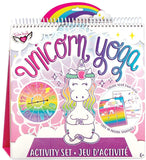 It's A Unicorn Life Yoga Activity Set