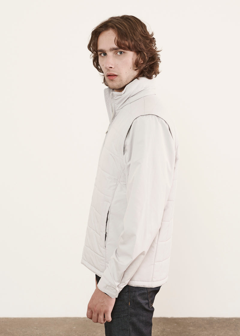 NYLON HOODED JACKET - PATRICK ASSARAF