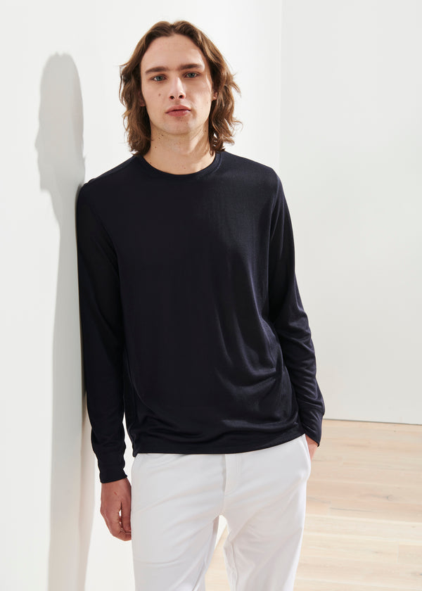 LOUNGE T-SHIRT | PATRICK ASSARAF | Luxury Fashion.