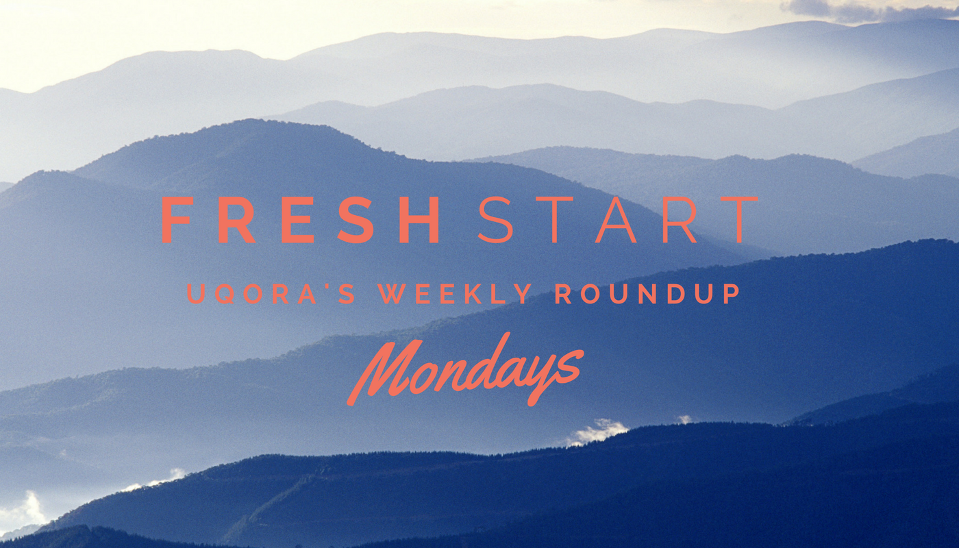 Monday round up, July 17