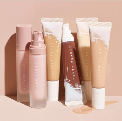 Fenty Beauty Is Finally Launching a Foundation For Dry Skin