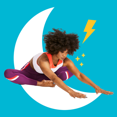 4 Yoga Poses For Better Sleep