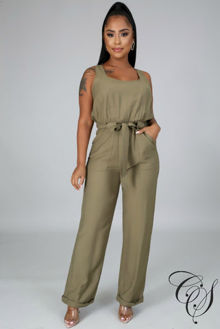 Alayna Summer Jumpsuit