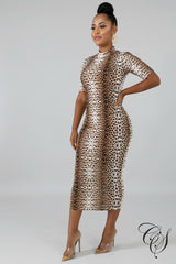 Alena Call Me Fearless Dress, Dresses - Designs By Cece Symoné