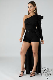 Angie Elegant Long Tail Top, Top - Designs By Cece Symoné
