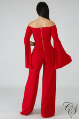Arielle Cut The Chase Jumpsuit, Jumpsuit - Designs By Cece Symoné