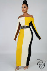 August Knit Dress, Dresses - Designs By Cece Symoné