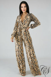 Blair Tame less Jumpsuit, Jumpsuit - Designs By Cece Symoné