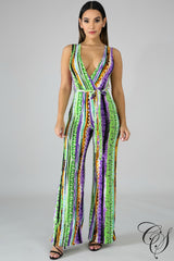 Dede Beach Vibes Jumpsuit, Jumpsuit - Designs By Cece Symoné