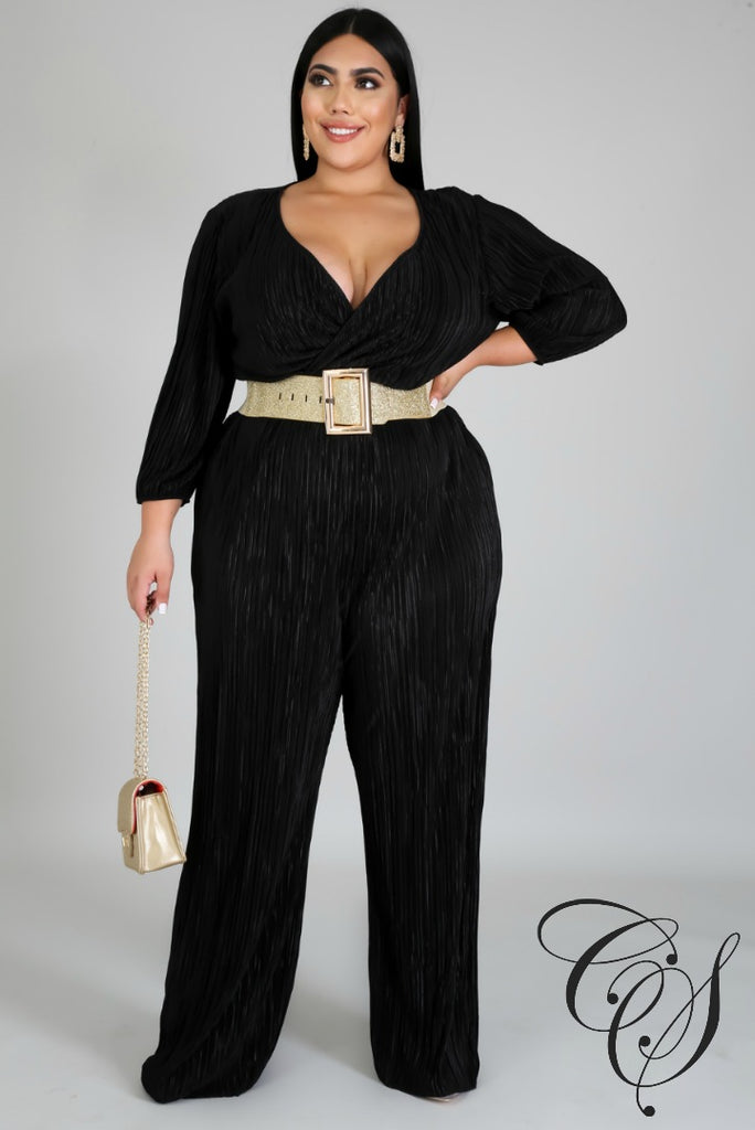 Della Jumpsuit, Jumpsuit - Designs By Cece Symoné