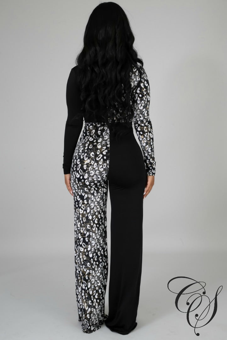 Desi Shagging Jumpsuit, Jumpsuit - Designs By Cece Symoné
