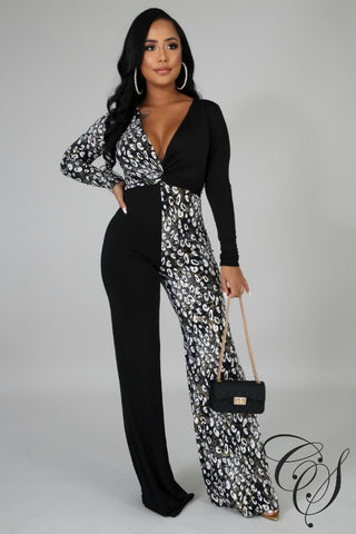 Desi Shagging Jumpsuit