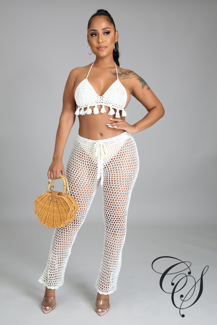 Dion 2 Piece Crochet Set