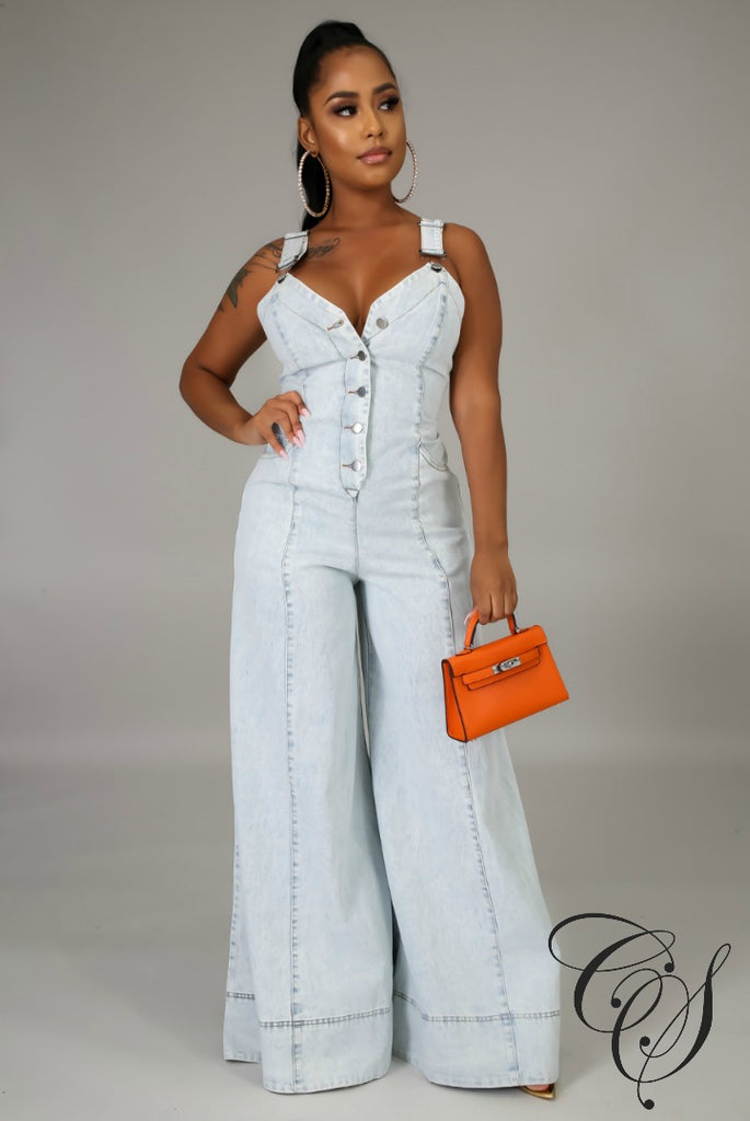 Donna Play Date Jumpsuit