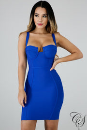 Hannah Shaping Bodycon Dress, Dresses - Designs By Cece Symoné