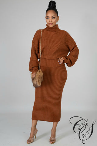 Helena Sweater Set