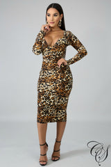 Jaelyn Fearless Bodycon Dress, Dresses - Designs By Cece Symoné