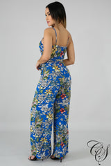 Josie Tropical Vibes Jumpsuit, Jumpsuit - Designs By Cece Symoné
