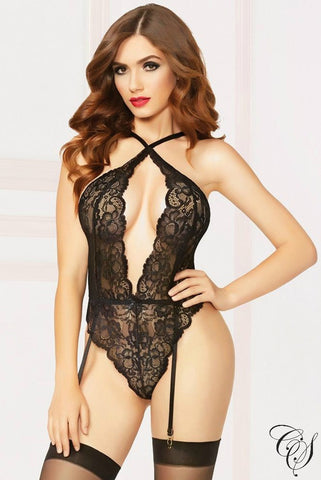 Justine Lace Teddy