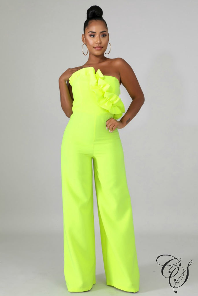 Kali Tube Jumpsuit, Jumpsuit - Designs By Cece Symoné