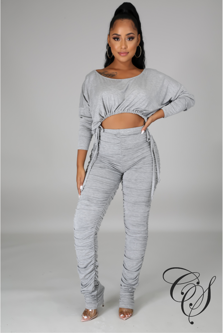 Kaye Two Piece Pant Set