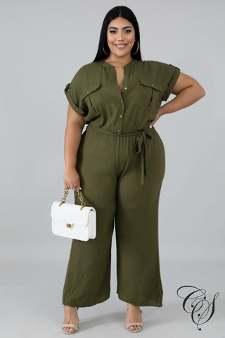 Lana Sophisticated Jumpsuit