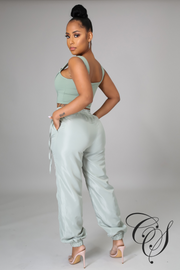 Lizzy Breezy Pant Set