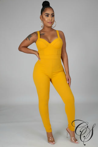 Mara Sleeveless Jumpsuit