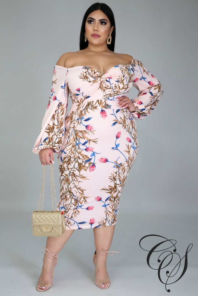 Melanie Dress, Dresses - Designs By Cece Symoné