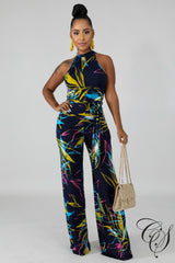 Natalia Flaunting Jumpsuit, Jumpsuit - Designs By Cece Symoné