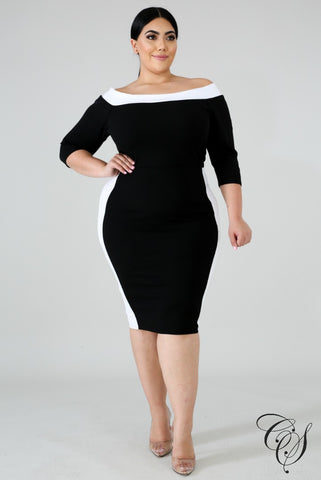 Renita Bodycon Dress