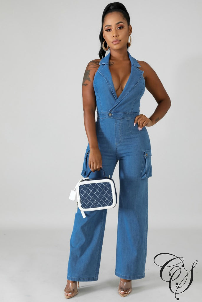 Sonya Timeless Jumpsuit, Jumpsuit - Designs By Cece Symoné