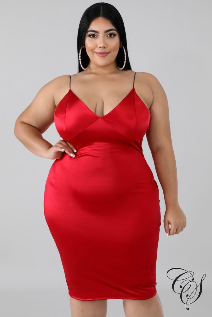 Syndee Sensual Bodycon Dress, Dresses - Designs By Cece Symoné
