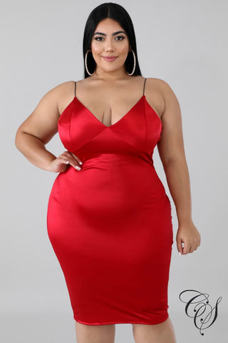 Syndee Sensual Bodycon Dress
