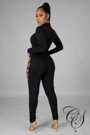 Nita Show Some Skin Jumpsuit