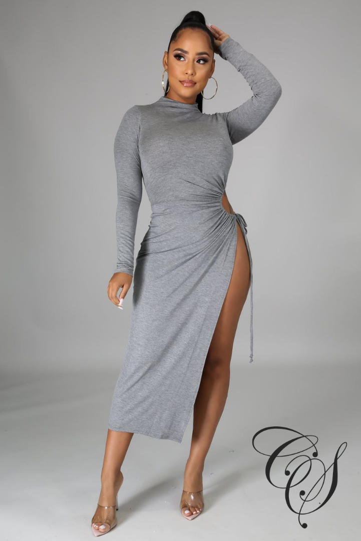 Aviana Cut Out Dress