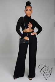 Deidra Perfect Pair Pant Set